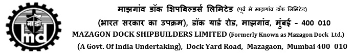 Mazagon Dock Recruitment 2019 – Apply Online for 806 Technical Staff & Operative Posts