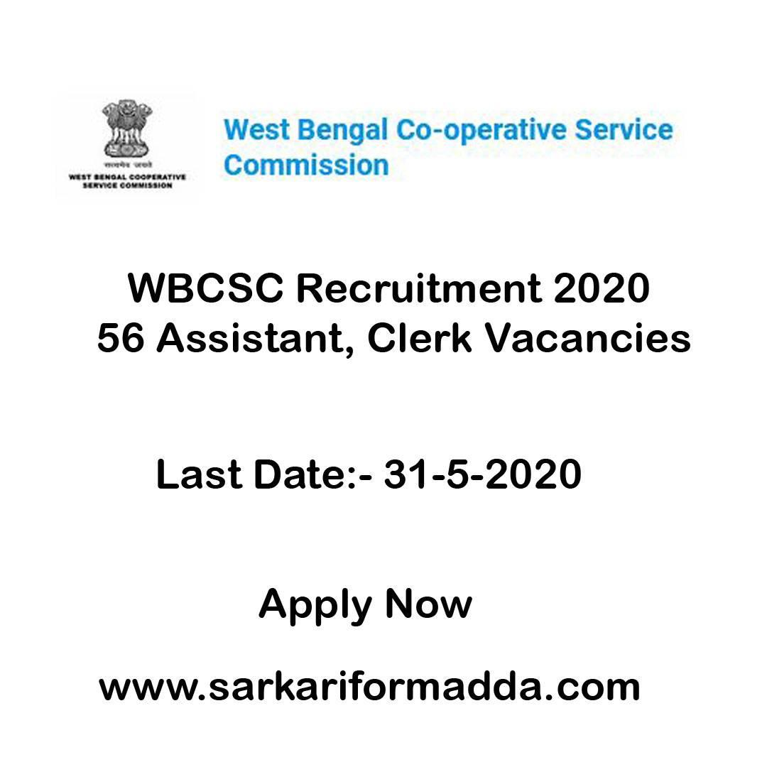 WBCSC-Recruitment