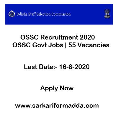 OSSC-Govt-Jobs